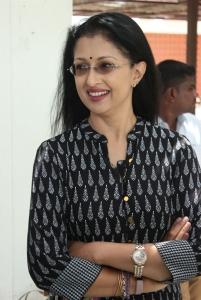 Actress Gauthami @ Acid Attack Survivors Free Surgical Camp Inauguration Stills