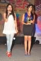 Sheena Shahabadi, Neelam Upadhyaya at Action 3D Audio Platinum Disk Function Photos