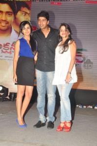 Neelam Upadhyaya, Allari Naresh, Sheena Shahabadi @ Action 3D Platinum Disk Function Photos