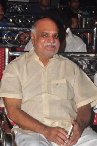 K.Raghavendra Rao at Action 3D Audio Platinum Disk Function Photos