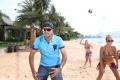 Actor Allari Naresh in Action 3D Movie Photos