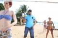 Actor Allari Naresh in Action 3D Telugu Movie Photos