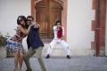 Sonakshi Sinha, Ajay Devgn in Action Jackson Movie Stills