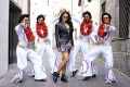 Actress Sonakshi Sinha in Action Jackson Movie Stills