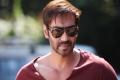 Actor Ajay Devgn in Action Jackson Movie Stills
