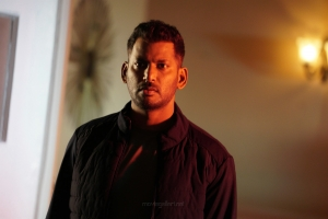 Vishal in Action Movie HD Images