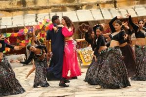 Vishal, Tamannaah in Action Movie HD Images