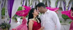 Aishwarya Lekshmi, Vishal in Action Movie HD Images