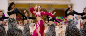 Actress Tamannaah in Action Movie HD Images