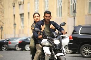 Tamanna, Vishal in Action Movie Stills HD