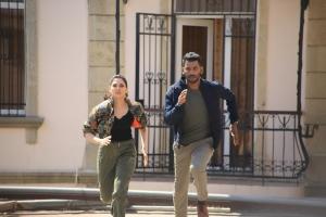 Tamannaah, Vishal in Action Movie Stills HD