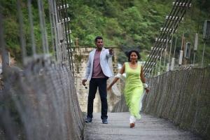 Vishal Aishwarya Lakshmi Action Movie Stills HD