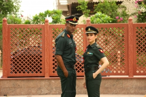 Vishal, Tamanna in Action Movie Stills HD