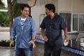 Actor Shaam, Anil Sunkara at Action with Entertainment Movie Working Stills