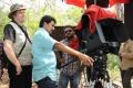 Director Anil Sunkara at Action with Entertainment Movie Working Stills