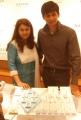 Actor Jeeva Supriya at Nathella Platinum Jewelery Launch