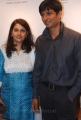 Actor Jeeva with wife Supriya Photos