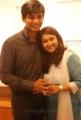 Actor Jeeva and his wife Supriya Stills