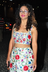 Actress Aditi Myakal @ 65th Jio Filmfare Awards South 2018 Photos