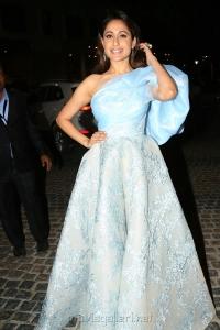 Actress Pragya Jaiswal @ 65th Jio Filmfare Awards South 2018 Photos
