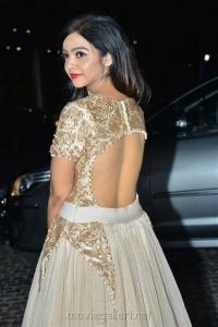 Actress Nithya Shetty @ 65th Jio Filmfare Awards South 2018 Photos