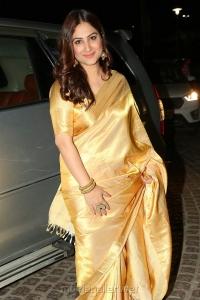Actress Gowri Munjal @ 65th Jio Filmfare Awards South 2018 Photos
