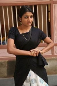 Tamil Actress Adhiti New Stills