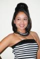 Actress Agnes at Vennela 1 ½ Audio Release