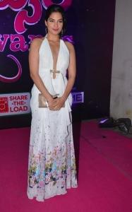 Actress Tanya Choudhary @ Apsara Awards 2016 Red Carpet Stills