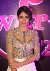 Actress Lavanya Tripathi @ Apsara Awards 2016 Red Carpet Stills