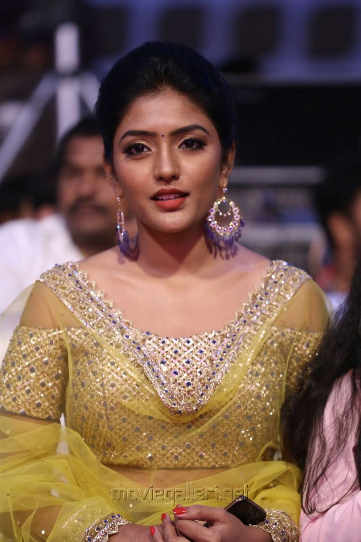 Actress Eesha Rebba Photos @ Darshakudu Audio Release