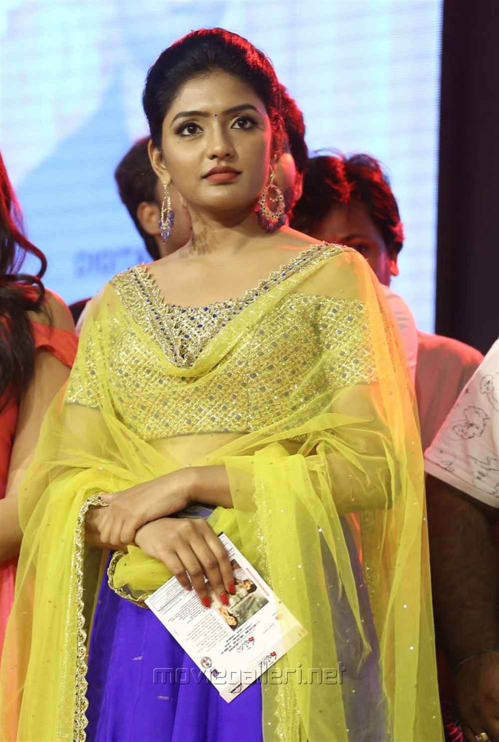 Actress Eesha Rebba New Photos @ Darshakudu Audio Release