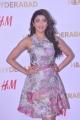 Actress Pranitha Subhash @ H&M's VIP Party Inorbit Mall Hyderabad