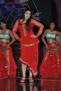 Charmi Hot Dance Permance in Maa Music Awards 2012