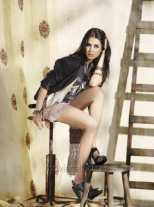 Genelia Hot Photo Shoot @ G Venkatram Stars Calendar 2012