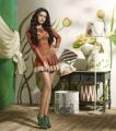 Trisha Hot Photo Shoot @ G Venkatram Stars Calendar 2012