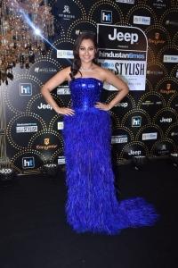 Actress Sonakshi Sinha @ HT Most Stylish Awards 2019 Photos
