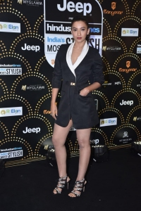 Actress Gauhar Khan @ HT Most Stylish Awards 2019 Photos