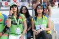 Actress Lakshmi Rai Bhavana Photos in CCL 2 Match