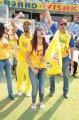 Amala Paul in Chennai Rhinos Vs Kerala Strikers Match