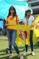 Sonia Agarwal in Chennai Rhinos Vs Kerala Strikers Match