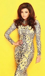 Actress Kajal Agarwal South Scope Photoshoot Pics