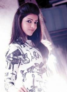 Actress Kajal Hot South Scope Photoshoot Pics