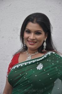 Tamil Actress Kumtaj Hot Saree Photos