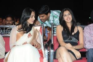 Anushka, Shagun Pannu @ Lux Sandal Cinemaa Awards 2011