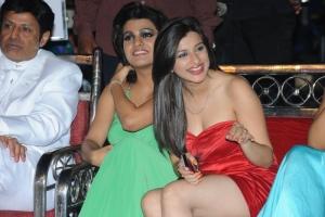 Tashu Kaushik @ Lux Sandal Cinemaa Awards 2011