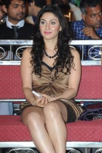 Manjari Phadnis @ Lux Sandal Cinemaa Awards 2011
