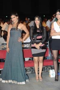 Hot Telugu Heroines @ Lux Sandal Cinemaa Awards 2011