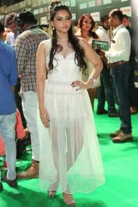 Actress Meghana Gaonkar Stills @ IIFA Utsavam 2017 Green Carpet