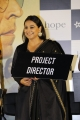 Actress Vidya Balan @ Mission Mangal Movie Trailer Launch Photos
